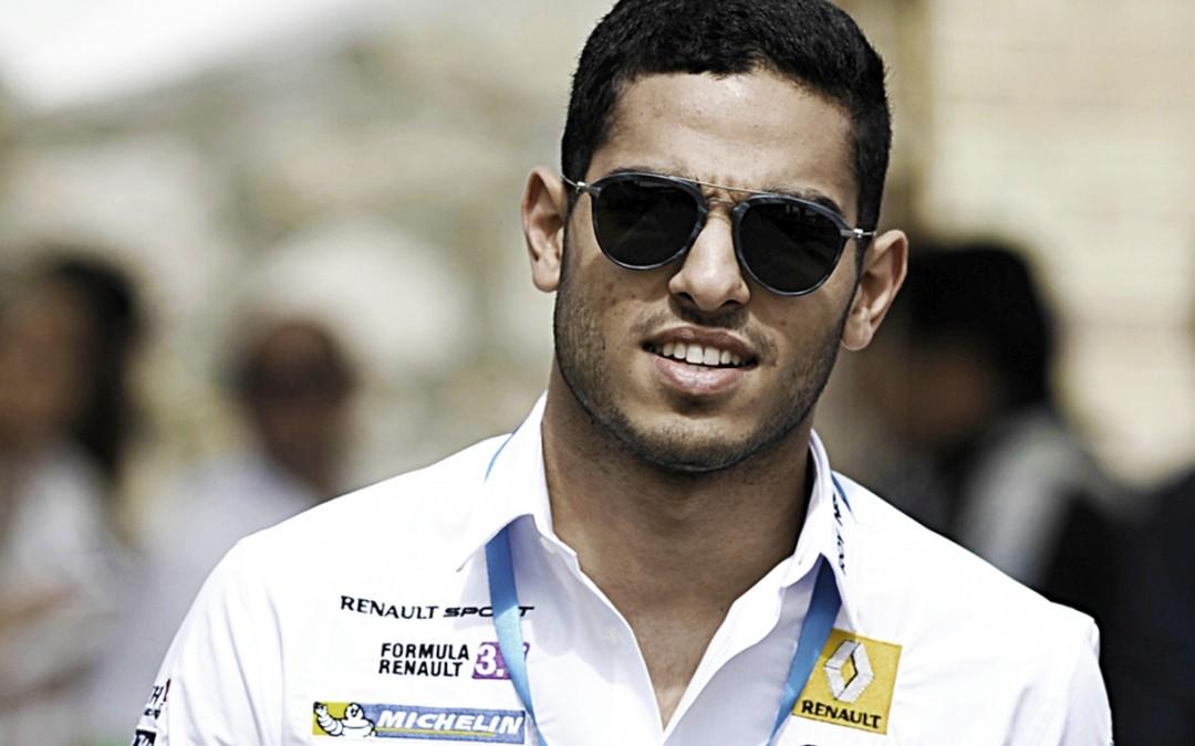 Roy Nissany Race Driver - Budapest
