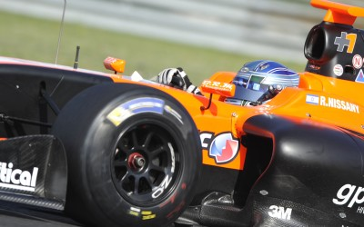 July 08. 2015. Roy to Red Bull WSR 3.5 Race Austria