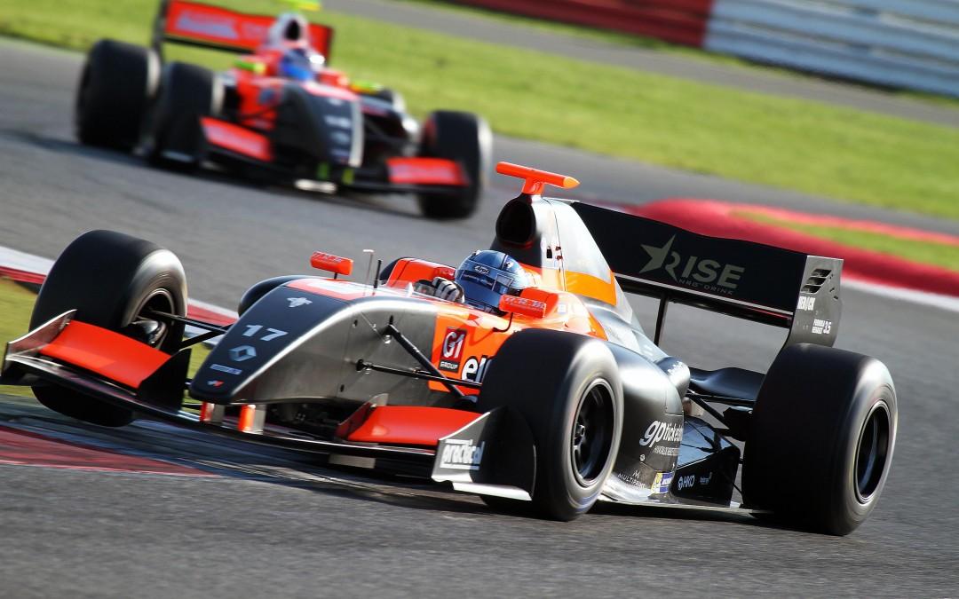 Roy Nissany Race Driver - Silverstone