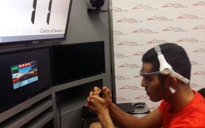 Roy Nissany training at Dr. Riccardo Ceccarelli