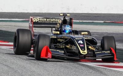 Lotus 3.5 stays in the top-10 at Montmelò