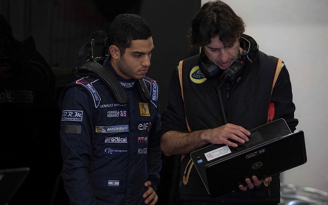 Roy Nissany Race Driver - Motorland