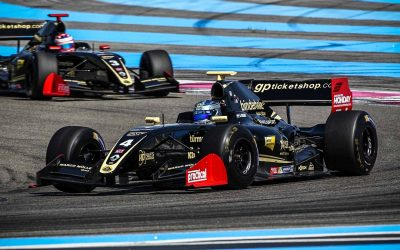 Best day of the season for Lotus at Paul Ricard
