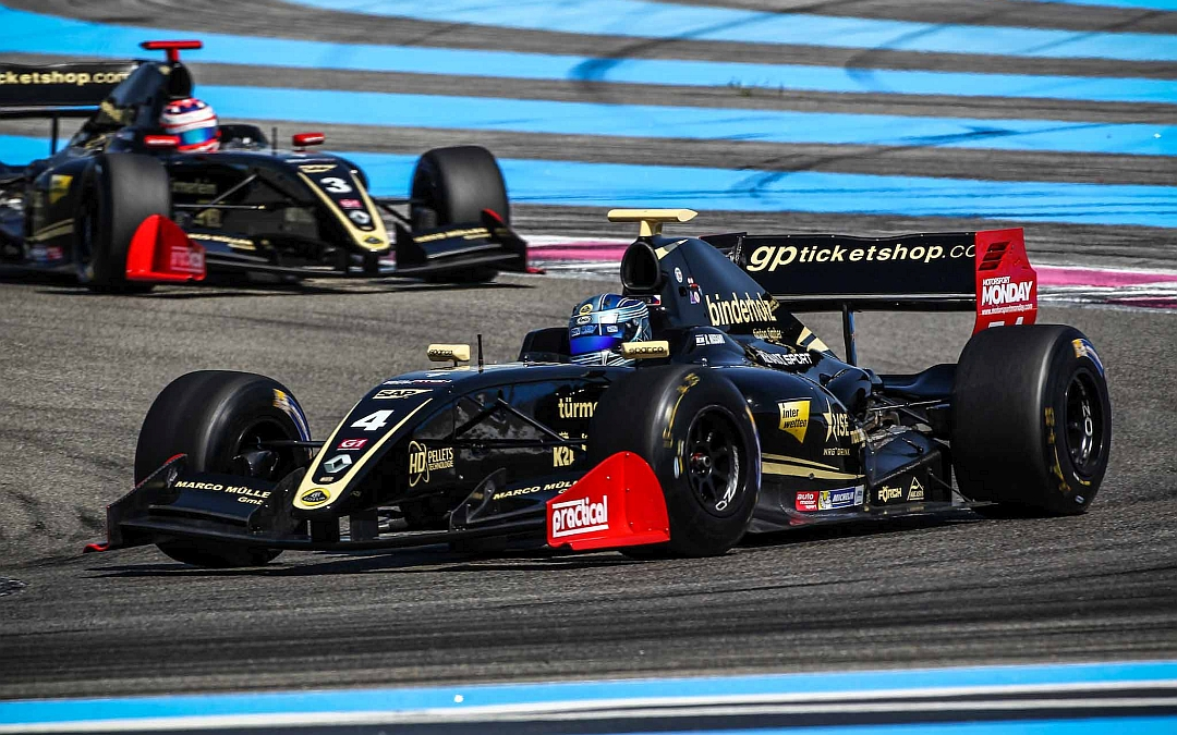 June 25. 2016. Best day of the season for Lotus at Paul Ricard