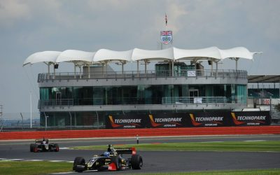 July 22. 2016. Lotus leads the way in Silverstone