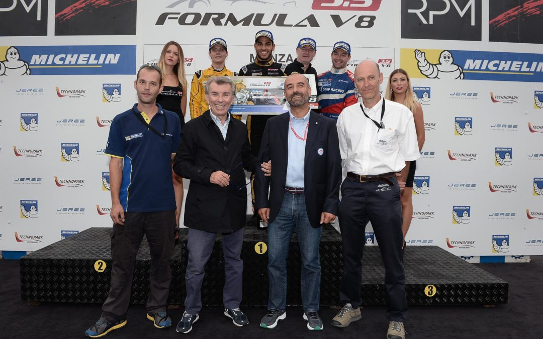 Roy Nissany Race Driver - best lap