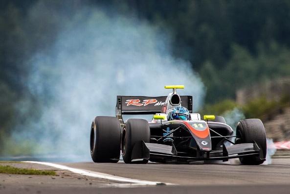Roy Nissany Race Driver - Jerez