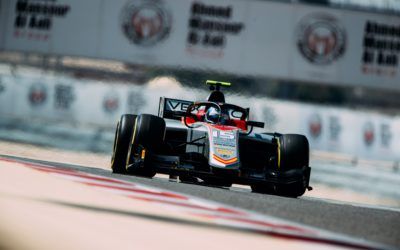 Roy Nissany confirmed for FIA Formula 2 season with Campos Vexatec Racing