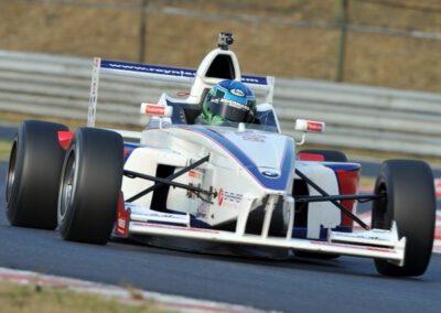 Roy Nissany Formula BMW - Racing