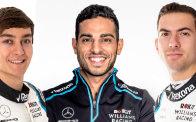 Williams Racing confirms 2019 Abu Dhabi test driver line up