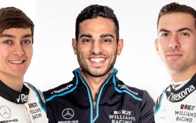Williams Racing confirms 2019 Abu Dhabi test driver line up