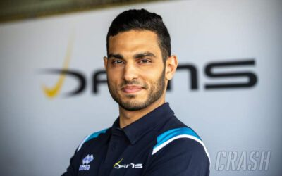 Williams F1 test driver Roy Nissany signs for DAMS in F2